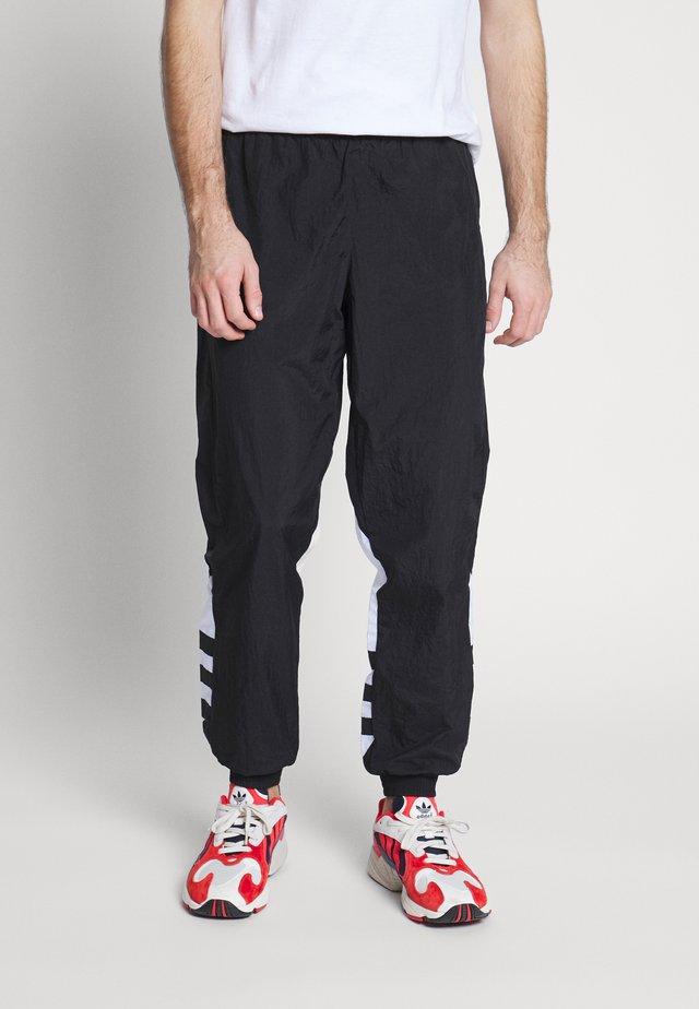 ADICOLOR TREFOIL TRACK PANTS - Pantaloni sportivi - black