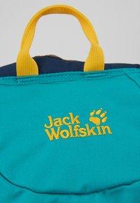 Jack Wolfskin - LITTLE JOE - Rugzak - green ocean - 3