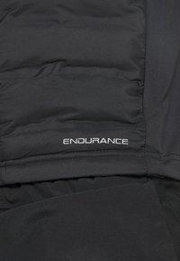 Endurance - MIDAN HOT FUSED HYBRID VEST - Vest - black - 4