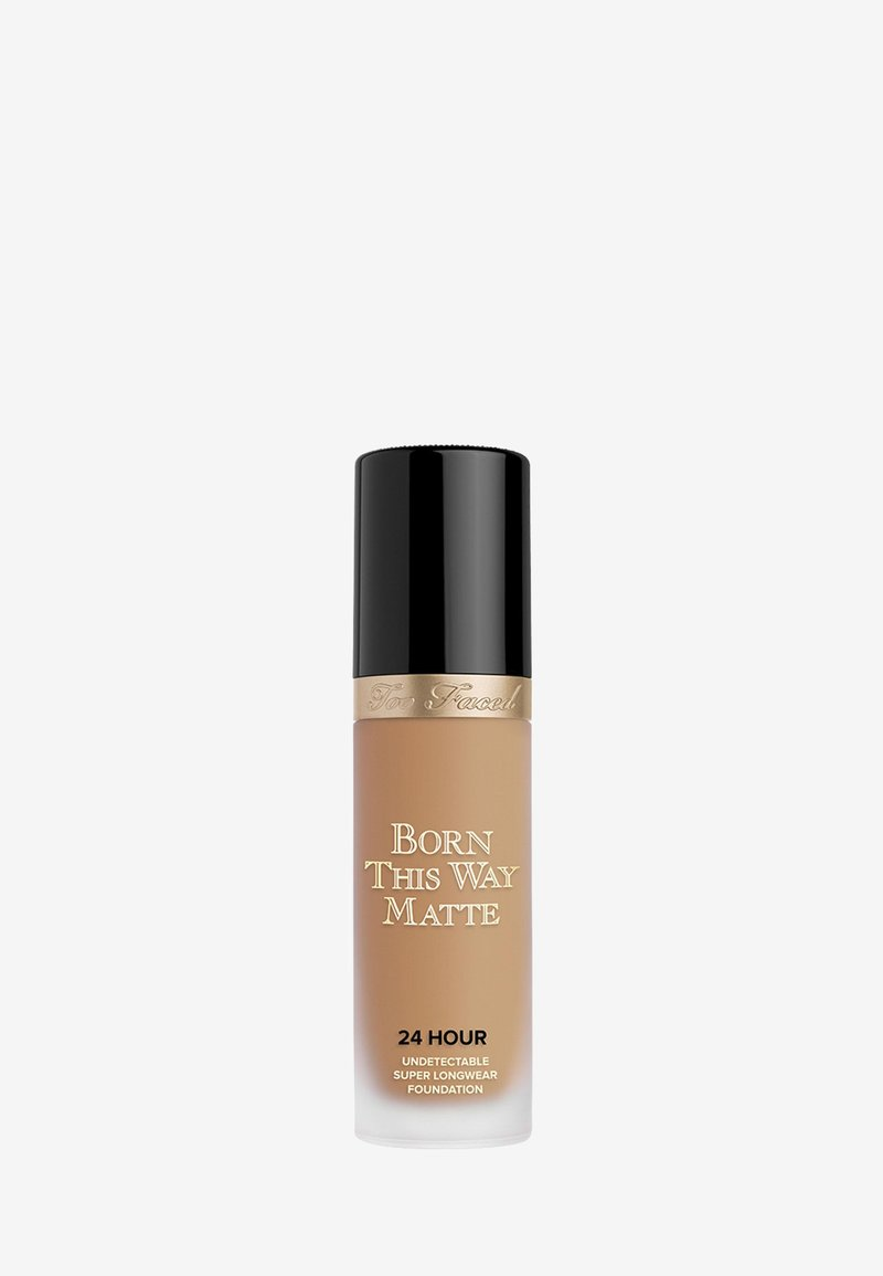 Too Faced - BORN THIS WAY MATTE FOUNDATION - Foundation - honey
