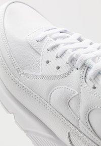 Nike Sportswear - AIR MAX 90 - Sneakers - white - 5