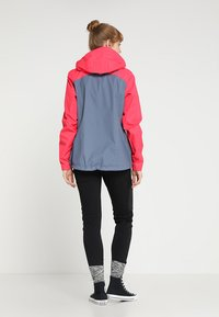 The North Face - RESOLVE PLUS  - Waterproof jacket - grisaille grey - 2