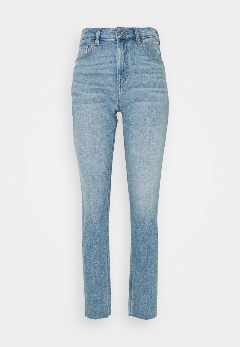 American Eagle - MOM - Slim fit jeans - monaco blue