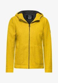 Cecil - Fleece jacket - gelb - 3
