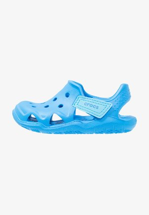 SWIFTWATER WAVE RELAXED FIT - Pool slides - ocean