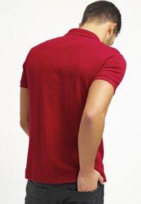 Lacoste - PH4012 - Koszulka polo - bordeaux - 2