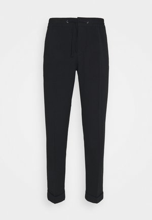 SEBASTIAN - Trousers - black