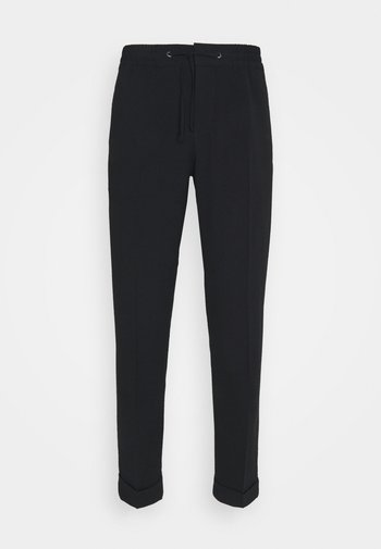 SEBASTIAN - Trousers - black