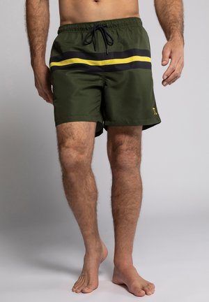 Swimming shorts - oliv