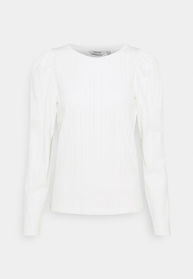 BYPIANNA - Longsleeve - off white