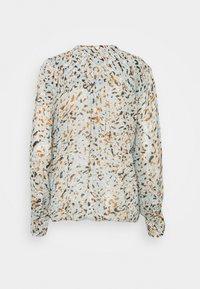 Part Two - GANJAPW - Long sleeved top - aqua gray - 1