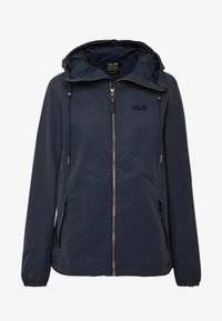 Jack Wolfskin - LAKESIDE JACKET  - Blouson - midnight blue - 5