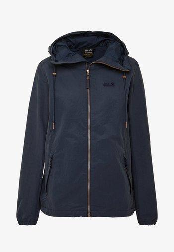 LAKESIDE JACKET  - Outdoor jacket - midnight blue