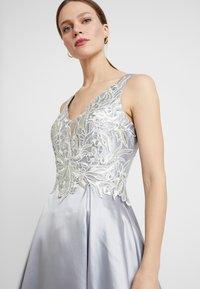 Luxuar Fashion - Společenské šaty - silber/grau - 4