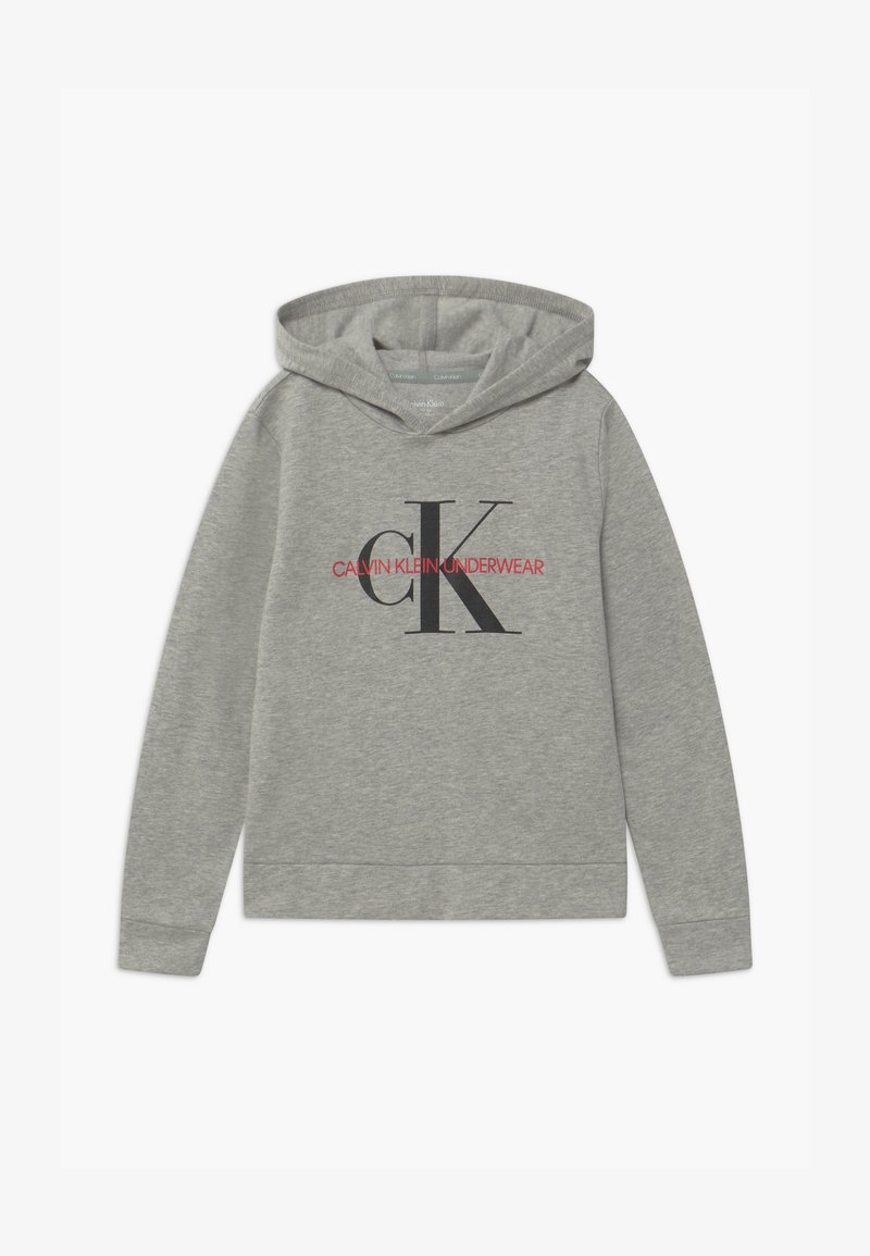 Calvin Klein Underwear - HOODIE - Maglia del pigiama - grey