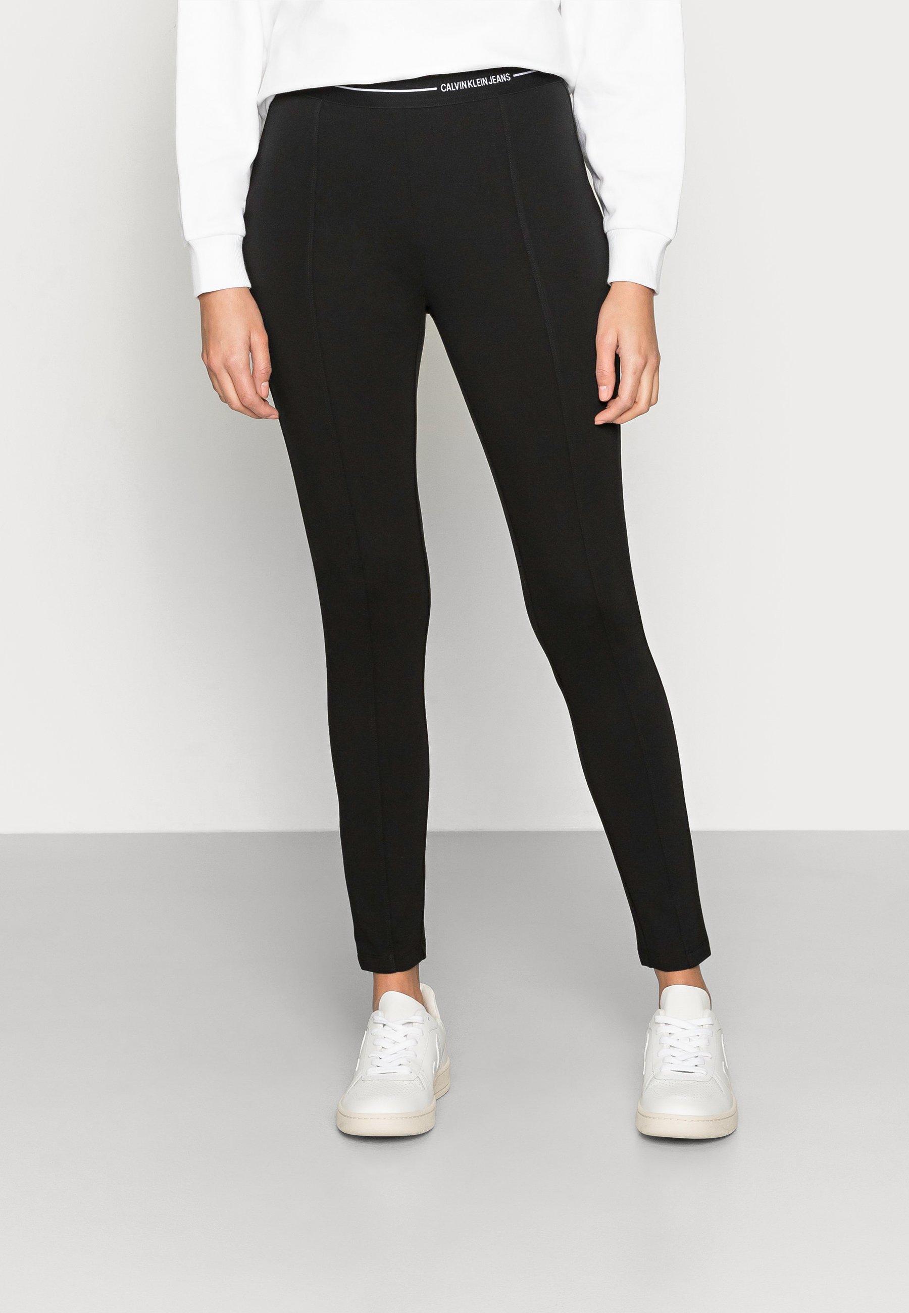 Femme MILANO LOGO ELASTIC - Legging