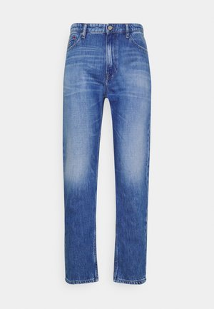 DAD JEAN - Jeans Tapered Fit - denim medium