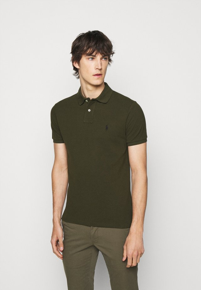 REPRODUCTION - Poloshirts - company olive