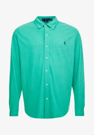 FEATHERWEIGHT - Shirt - palm green heather