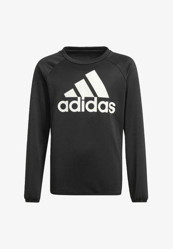 DESIGNED TO MOVE BIG LOGO - Sweatshirt - black