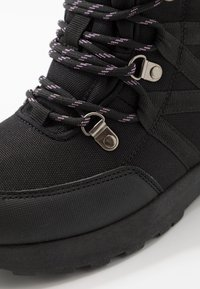 Kappa - BARROW TEX - Outdoorschoenen - black/lila - 5