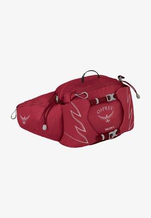 Bum bag - cosmic red