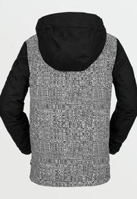 Volcom - FORTY - Snowboard jacket - black - 1