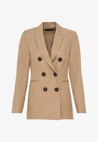 HALLHUBER - Short coat - camel - 3