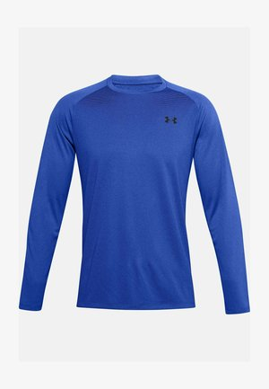 Long sleeved top - emotion blue