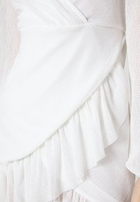 Vila - VIANDREA DRESS - Vestido informal - cloud dancer - 5