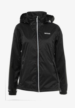 CORINNE IV - Waterproof jacket - black