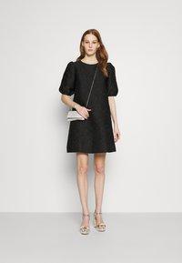Moves - JASMINIA - Day dress - black - 1