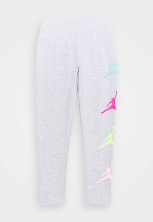 SWEETS TREATS LEGGING - Tracksuit bottoms - lunar rock heather
