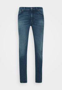 SLICK - Slim fit jeans - hellblau