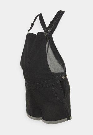 PLAYSUIT - Salopette - washed black