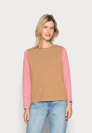 GERTIE TEE - Sweater - copper