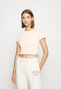 Even&Odd - Basic T-shirt - offwhite - 0
