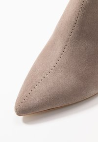 Zign - High heeled ankle boots - nude - 2