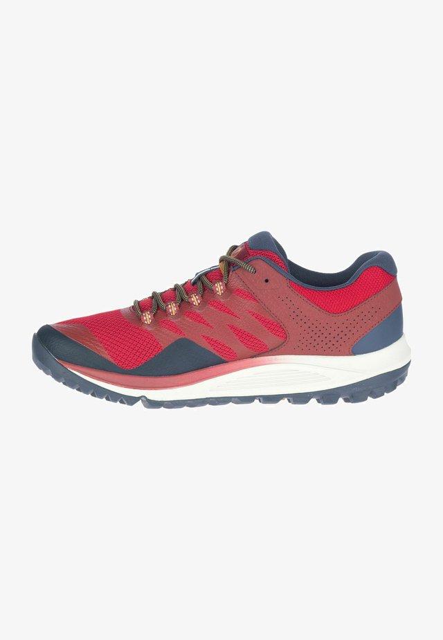 NOVA 2 - Scarpe da trail running - red