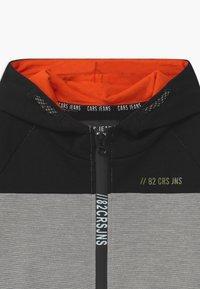 Cars Jeans - KIDS TROCADERO HOOD - Zip-up hoodie - grey - 2