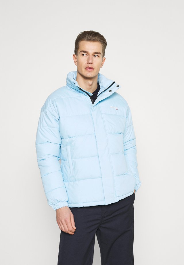 NEBRASKA - Winter jacket - pale blue