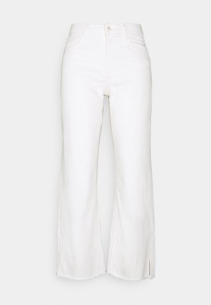 MOJO PANT - Flared-farkut - off white