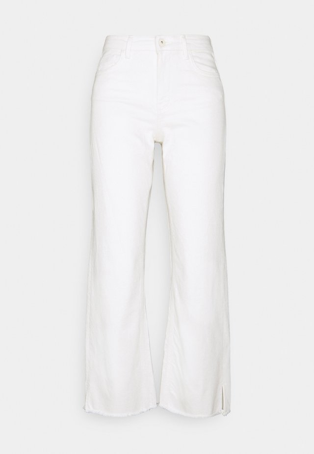 MOJO PANT - Flared Jeans - off white