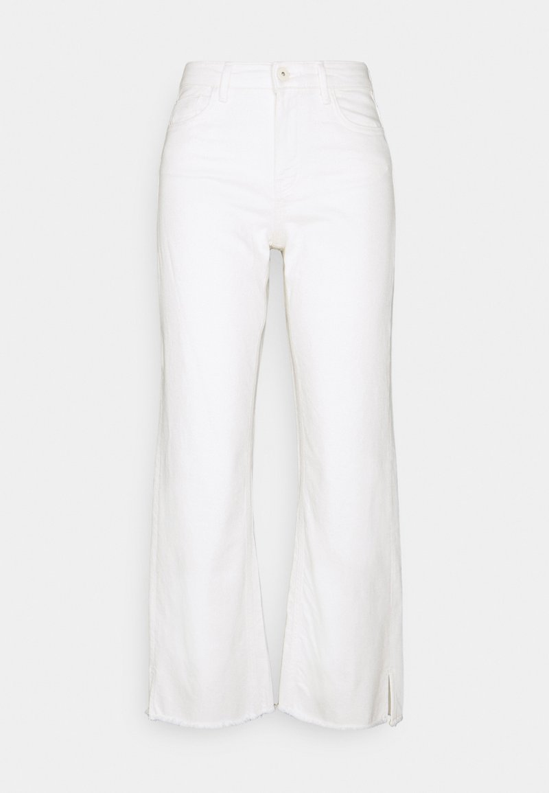 by-bar - MOJO PANT - Flared Jeans - off white