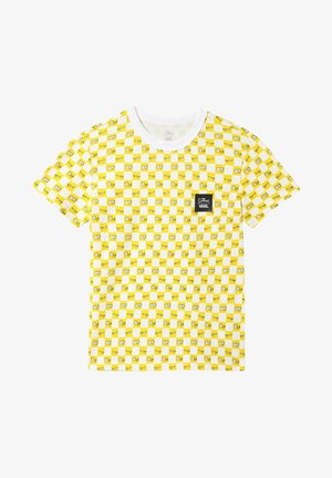 THE SIMPSONS CHECK EYES TEE - T-shirt con stampa - (the simpsons) check eyes