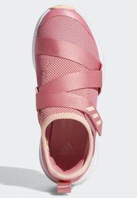 adidas Performance - FORTARUN X CLOUDFOAM RUNNING - Sports shoes - pink - 1