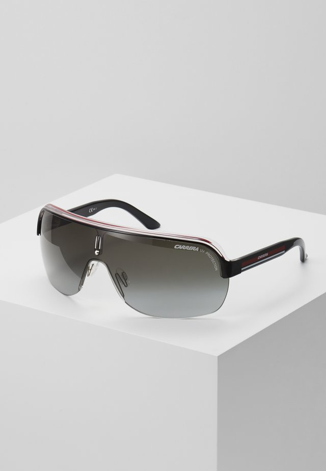 TOPCAR  - Sunglasses - black/red