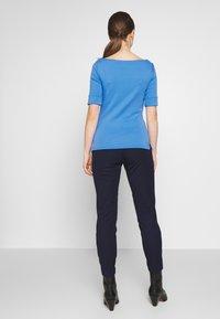 Lauren Ralph Lauren - Print T-shirt - blue - 2