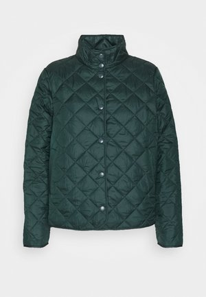 SLFPLASTICCHANGE QUILTED JACKET - Light jacket - scarab