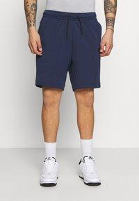 Nike Sportswear - Shorts - midnight navy/black - 0